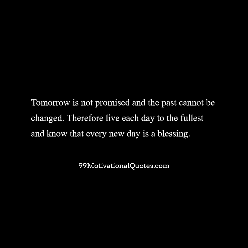 motivational quote by nishan panwar about tomorrow is not